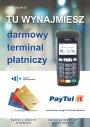 Polska bezgotówkowa terminal za darmo